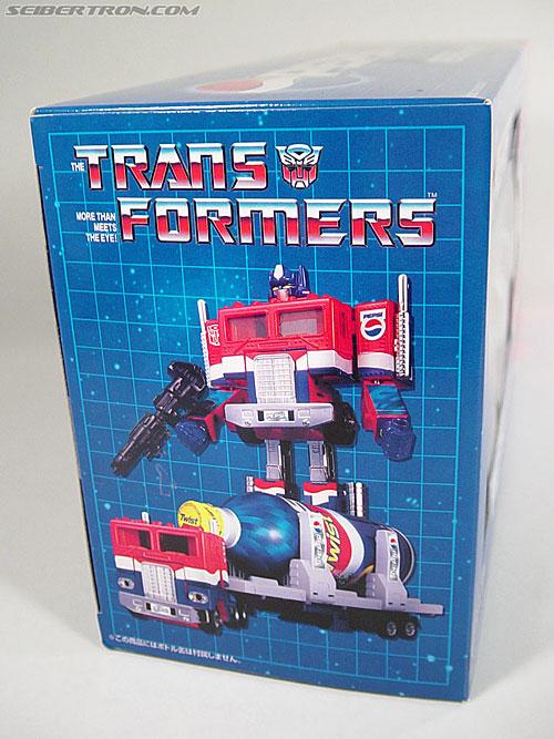 Transformers Classics Pepsi Optimus Prime (Pepsi Convoy) (Image #11 of 202)