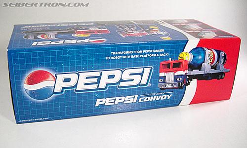 Transformers Classics Pepsi Optimus Prime (Pepsi Convoy) (Image #12 of 202)