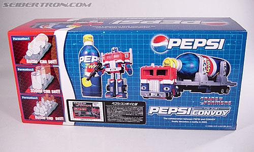 Transformers Classics Pepsi Optimus Prime (Pepsi Convoy) (Image #13 of 202)