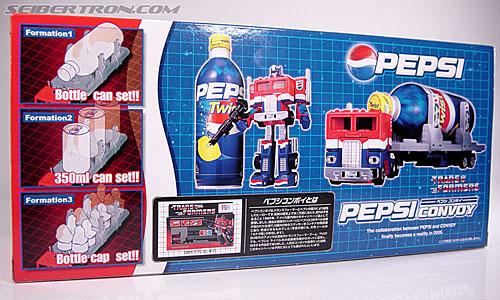 Transformers Classics Pepsi Optimus Prime (Pepsi Convoy) (Image #19 of 202)