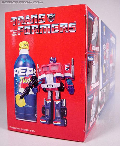 Transformers Classics Pepsi Optimus Prime (Pepsi Convoy) (Image #20 of 202)
