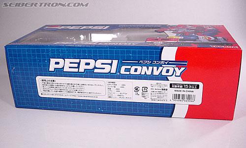 Transformers Classics Pepsi Optimus Prime (Pepsi Convoy) (Image #22 of 202)