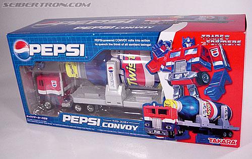 Transformers Classics Pepsi Optimus Prime (Pepsi Convoy) (Image #23 of 202)
