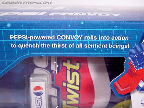 Transformers Classics Pepsi Optimus Prime (Pepsi Convoy) (Image #25 of 202)