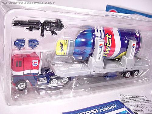Transformers Classics Pepsi Optimus Prime (Pepsi Convoy) (Image #28 of 202)