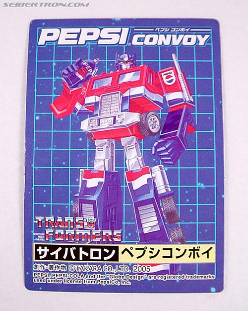 Transformers Classics Pepsi Optimus Prime (Pepsi Convoy) (Image #31 of 202)