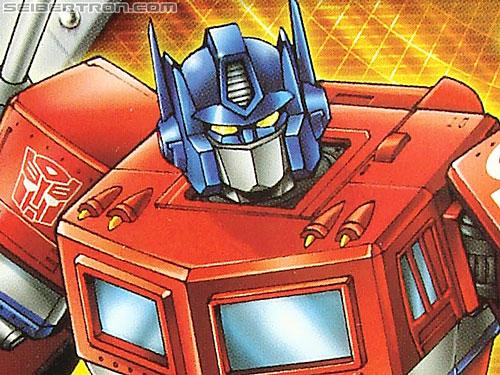 Transformers Classics Pepsi Optimus Prime (Pepsi Convoy) (Image #37 of 202)