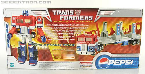Transformers Classics Pepsi Optimus Prime (Pepsi Convoy) (Image #43 of 202)