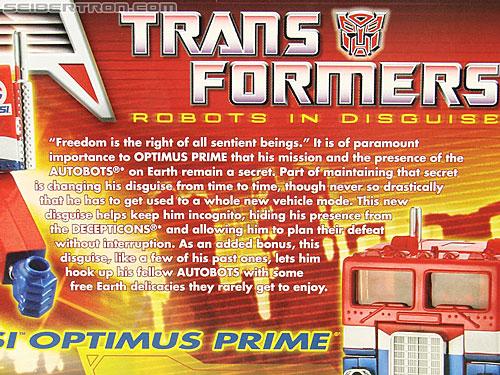 Transformers Classics Pepsi Optimus Prime (Pepsi Convoy) (Image #44 of 202)