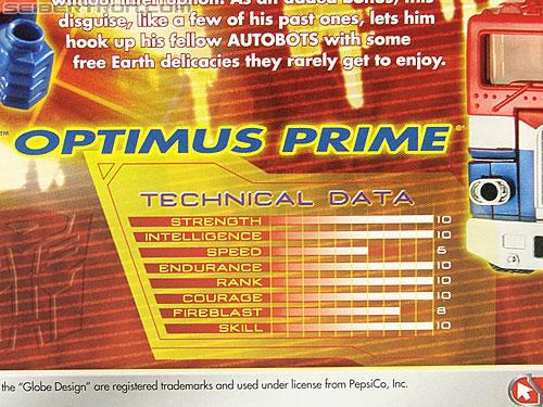 Transformers Classics Pepsi Optimus Prime (Pepsi Convoy) (Image #45 of 202)