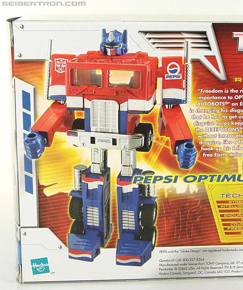 Transformers Classics Pepsi Optimus Prime (Pepsi Convoy) (Image #46 of 202)