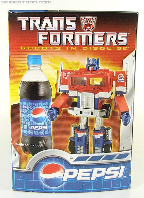 Transformers Classics Pepsi Optimus Prime (Pepsi Convoy) (Image #48 of 202)