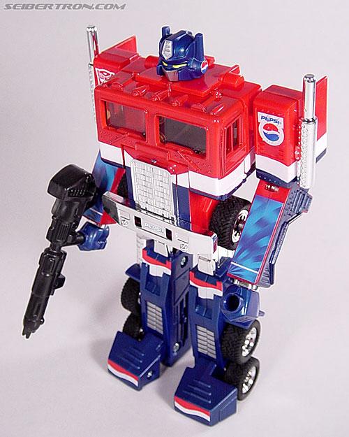 Transformers Classics Pepsi Optimus Prime (Pepsi Convoy) (Image #152 of 202)