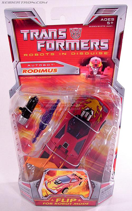 Transformers Classics Rodimus (Hot Rod) (Image #1 of 92)