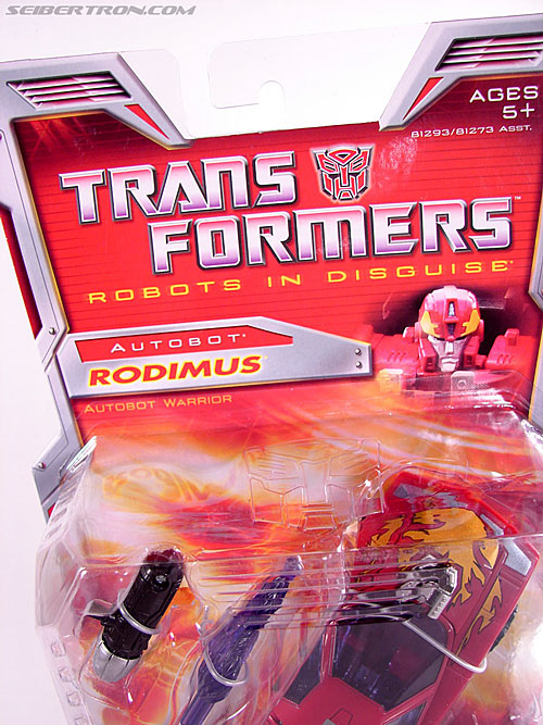 Transformers Classics Rodimus (Hot Rod) (Image #2 of 92)
