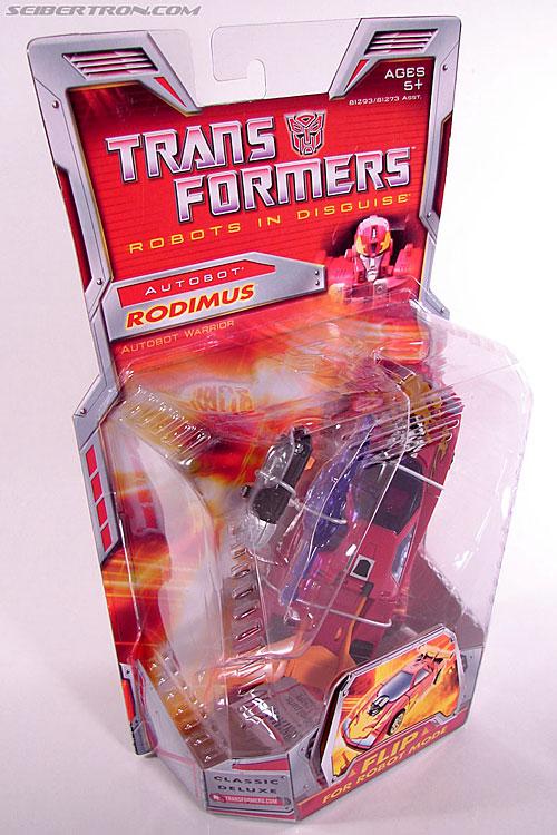 Transformers Classics Rodimus (Hot Rod) (Image #6 of 92)