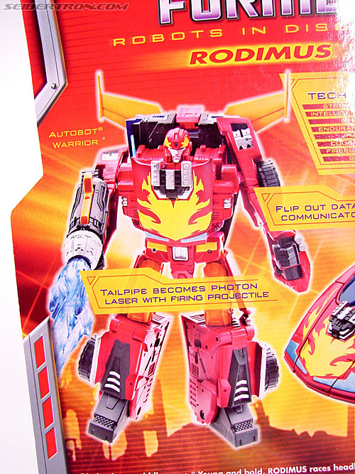 Transformers Classics Rodimus (Hot Rod) (Image #9 of 92)