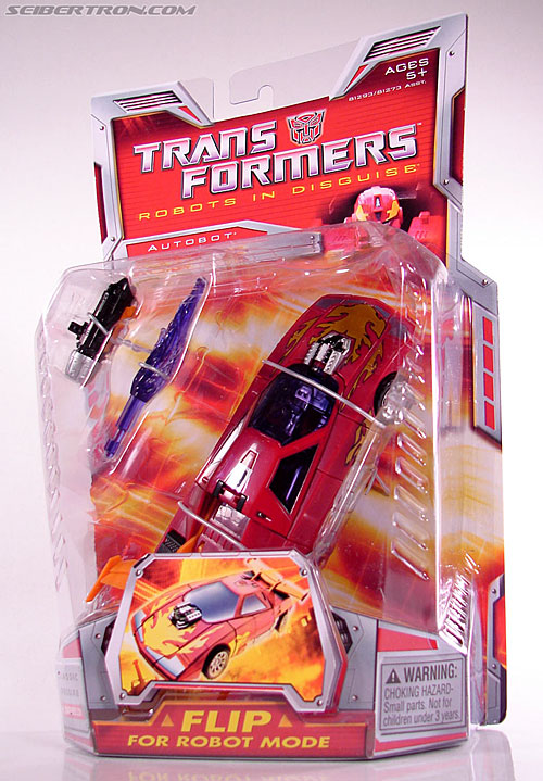 Transformers Classics Rodimus (Hot Rod) (Image #12 of 92)