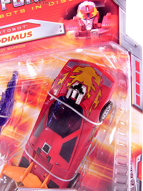 Transformers Classics Rodimus (Hot Rod) (Image #14 of 92)
