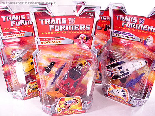 Transformers Classics Rodimus (Hot Rod) (Image #15 of 92)