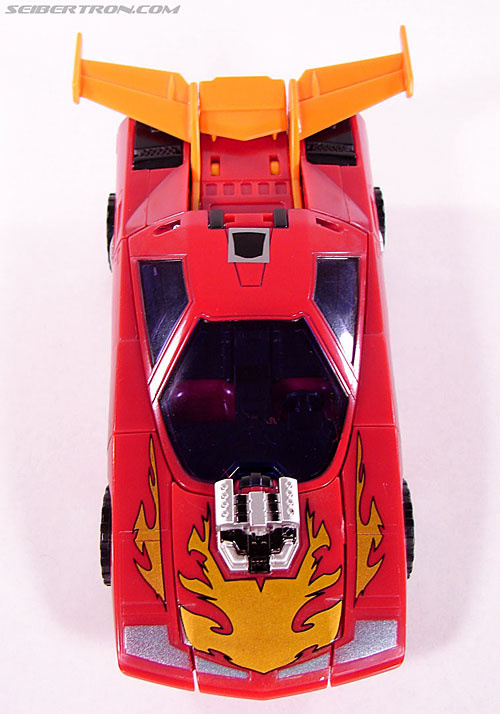 Transformers Classics Rodimus (Hot Rod) (Image #16 of 92)