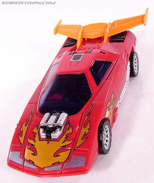 Transformers Classics Rodimus (Hot Rod) (Image #29 of 92)