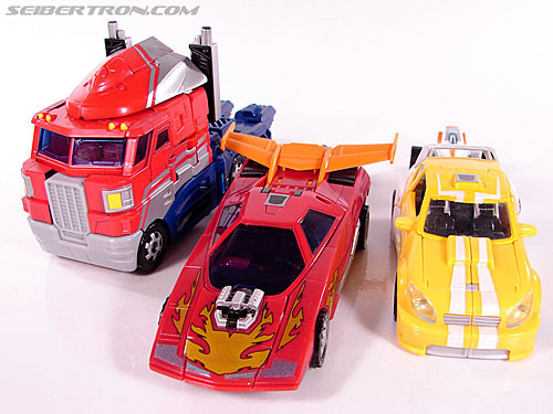 Transformers Classics Rodimus (Hot Rod) (Image #31 of 92)