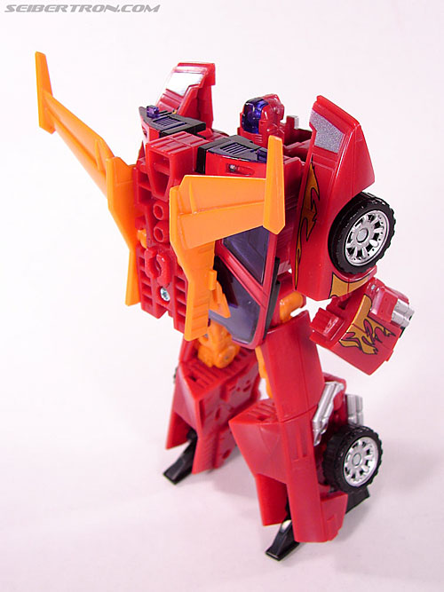 Transformers Classics Rodimus (Hot Rod) (Image #49 of 92)