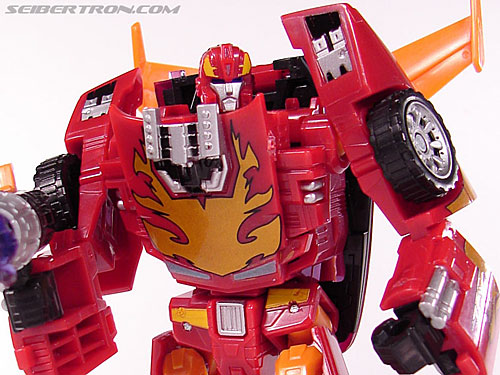 Transformers Classics Rodimus (Hot Rod) (Image #72 of 92)