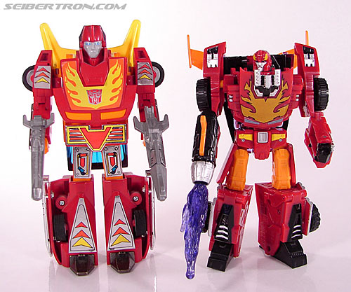 Transformers Classics Rodimus (Hot Rod) (Image #92 of 92)