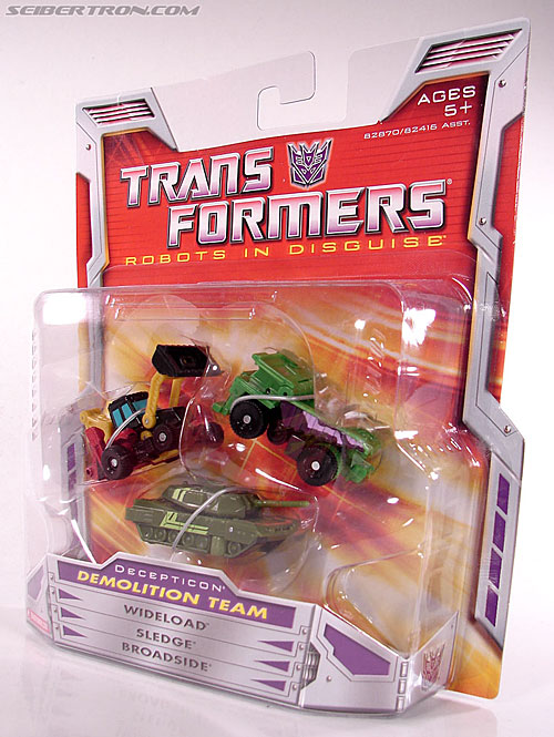 Transformers Classics Sledge (Image #11 of 50)