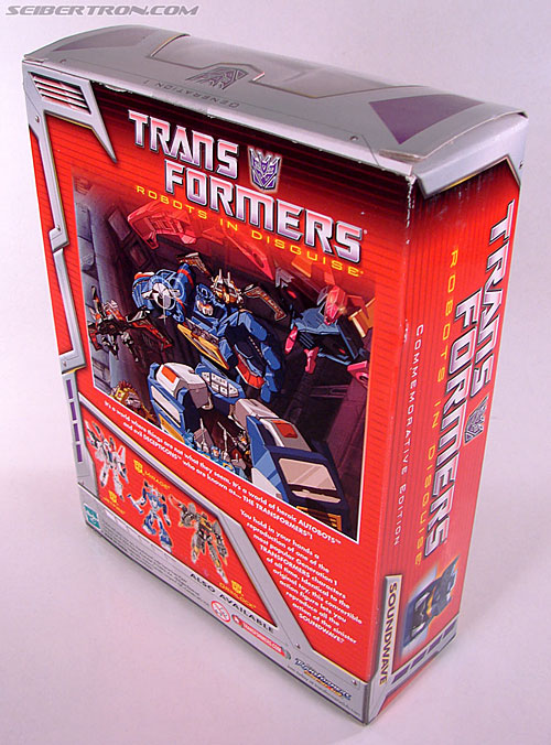 Transformers Classics Soundwave (Reissue) (Image #6 of 137)