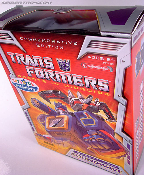Transformers Classics Soundwave (Reissue) (Image #15 of 137)