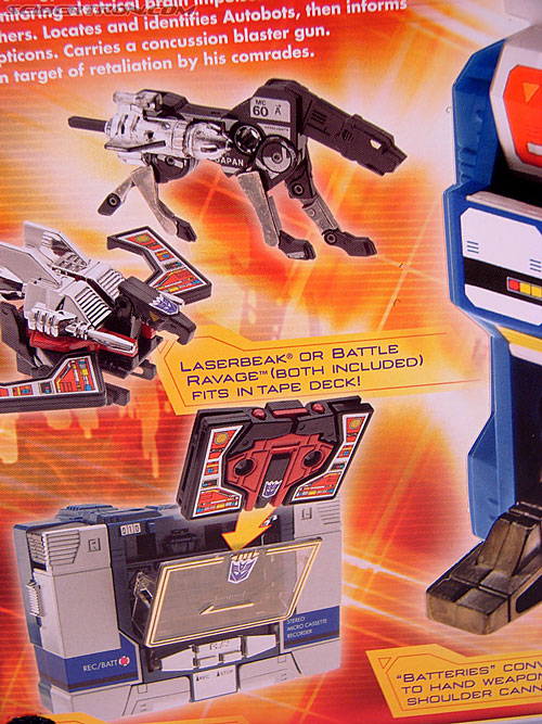 Transformers Classics Soundwave (Reissue) (Image #22 of 137)