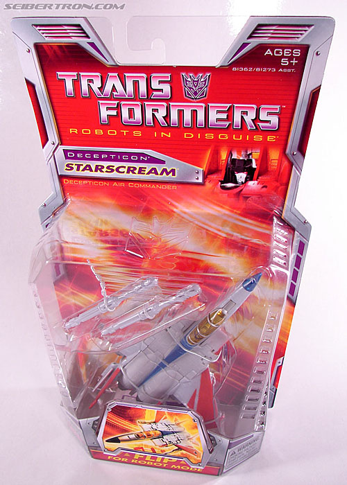 Transformers Classics Starscream (Image #3 of 113)