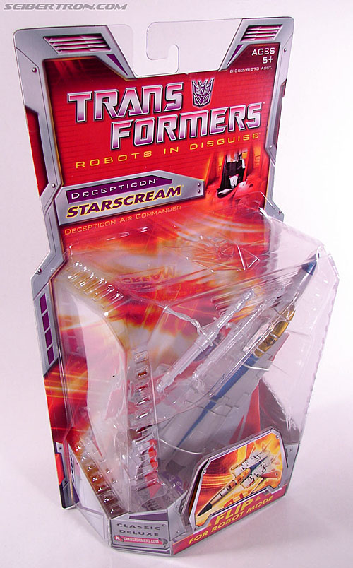 Transformers Classics Starscream (Image #6 of 113)
