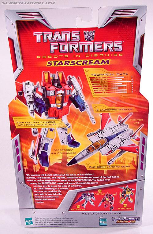 Transformers Classics Starscream (Image #8 of 113)