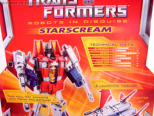 Transformers Classics Starscream (Image #10 of 113)