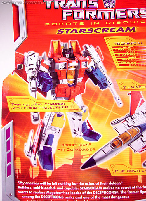 Transformers Classics Starscream (Image #11 of 113)