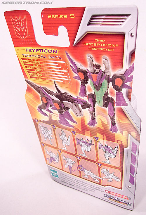 Transformers Classics Trypticon (Image #5 of 72)