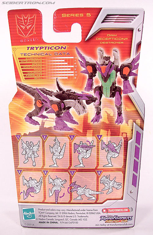 Transformers Classics Trypticon (Image #6 of 72)