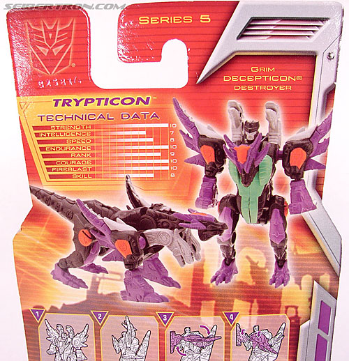 Transformers Classics Trypticon (Image #7 of 72)