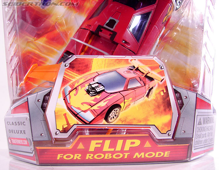 Transformers Classics Rodimus (Hot Rod) (Image #4 of 92)