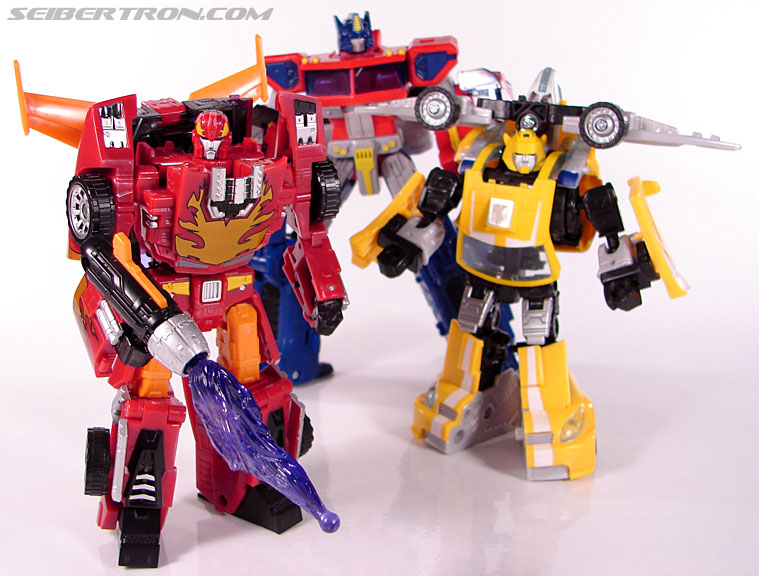 Transformers Classics Rodimus (Hot Rod) (Image #83 of 92)