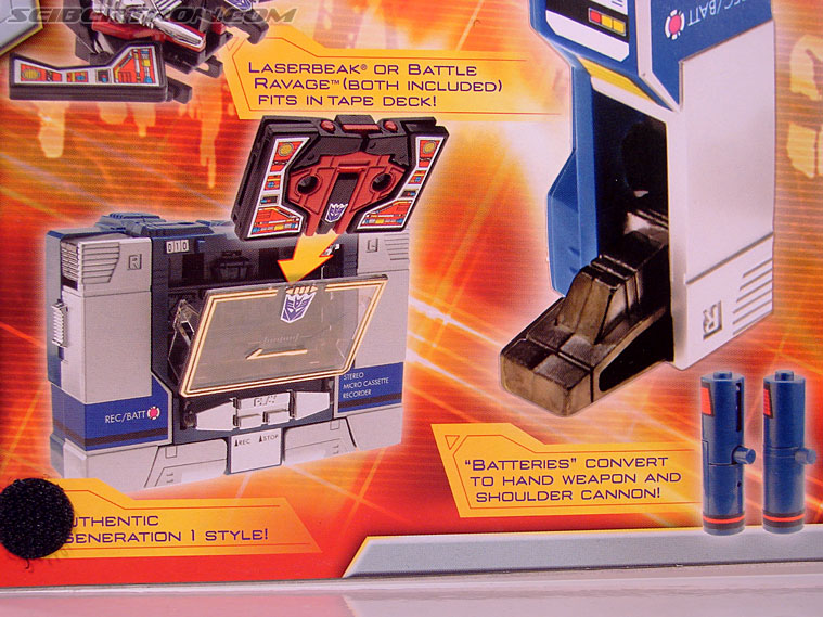 Transformers Classics Soundwave (Reissue) (Image #23 of 137)