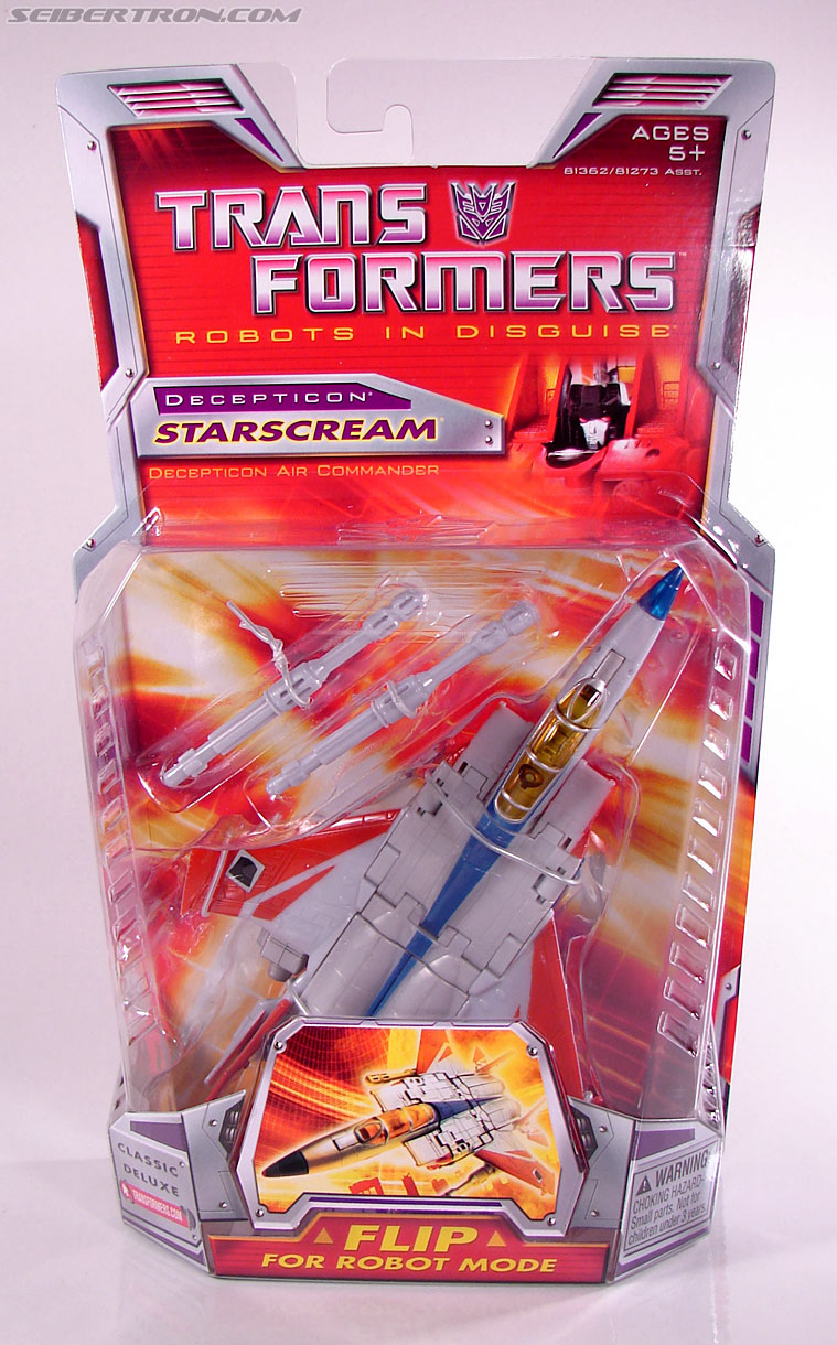 Transformers Classics Starscream (Image #1 of 113)