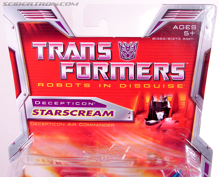 Transformers Classics Starscream (Image #2 of 113)