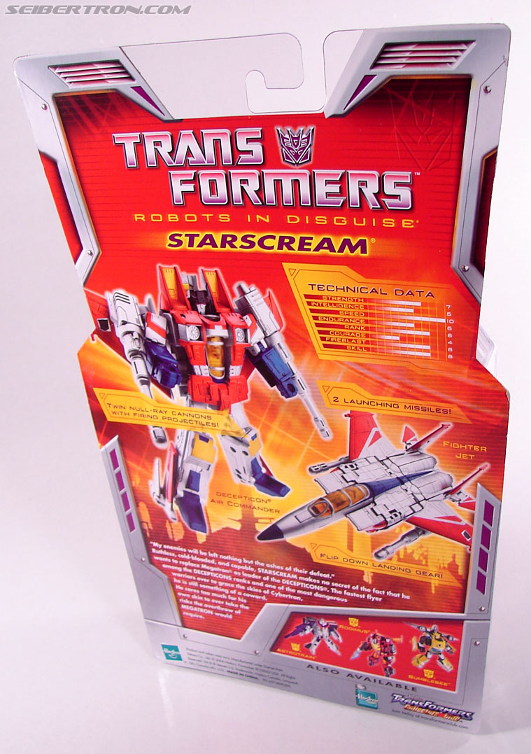 Transformers Classics Starscream (Image #7 of 113)