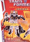 Transformers Classics Ramjet - Image #10 of 125