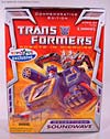 Transformers Classics Soundwave (Reissue) - Image #1 of 137